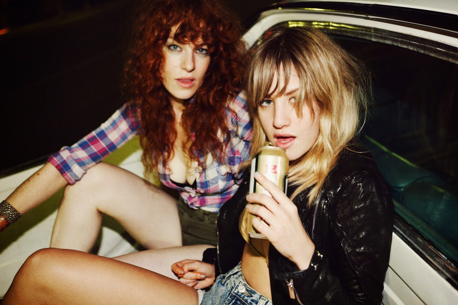Female rock: Deap Vally