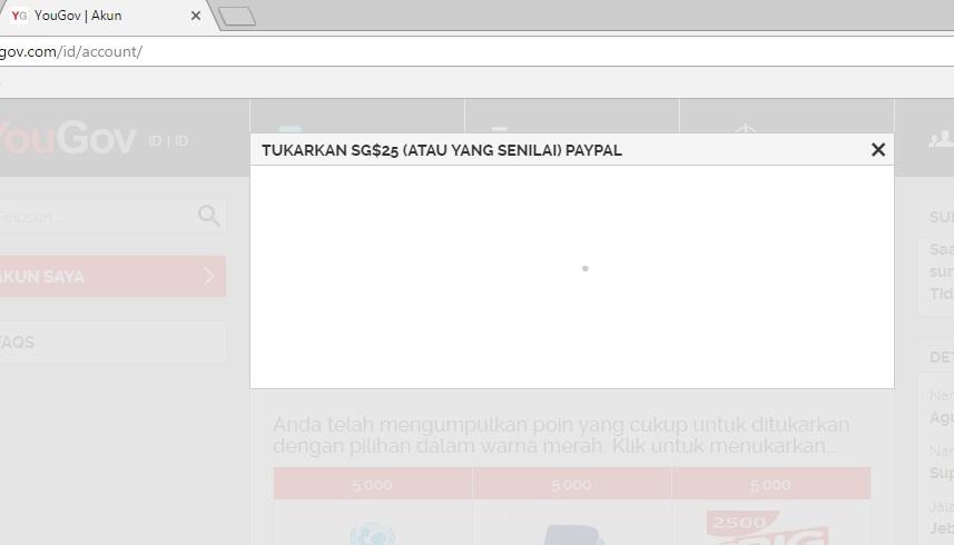 Peluang survey online