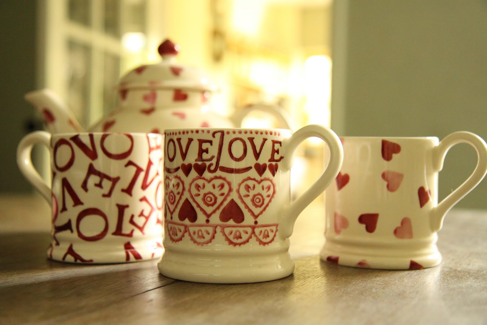 55f40928533 Modern Country Style: Modern Country Style Loves Emma Bridgewater Mugs