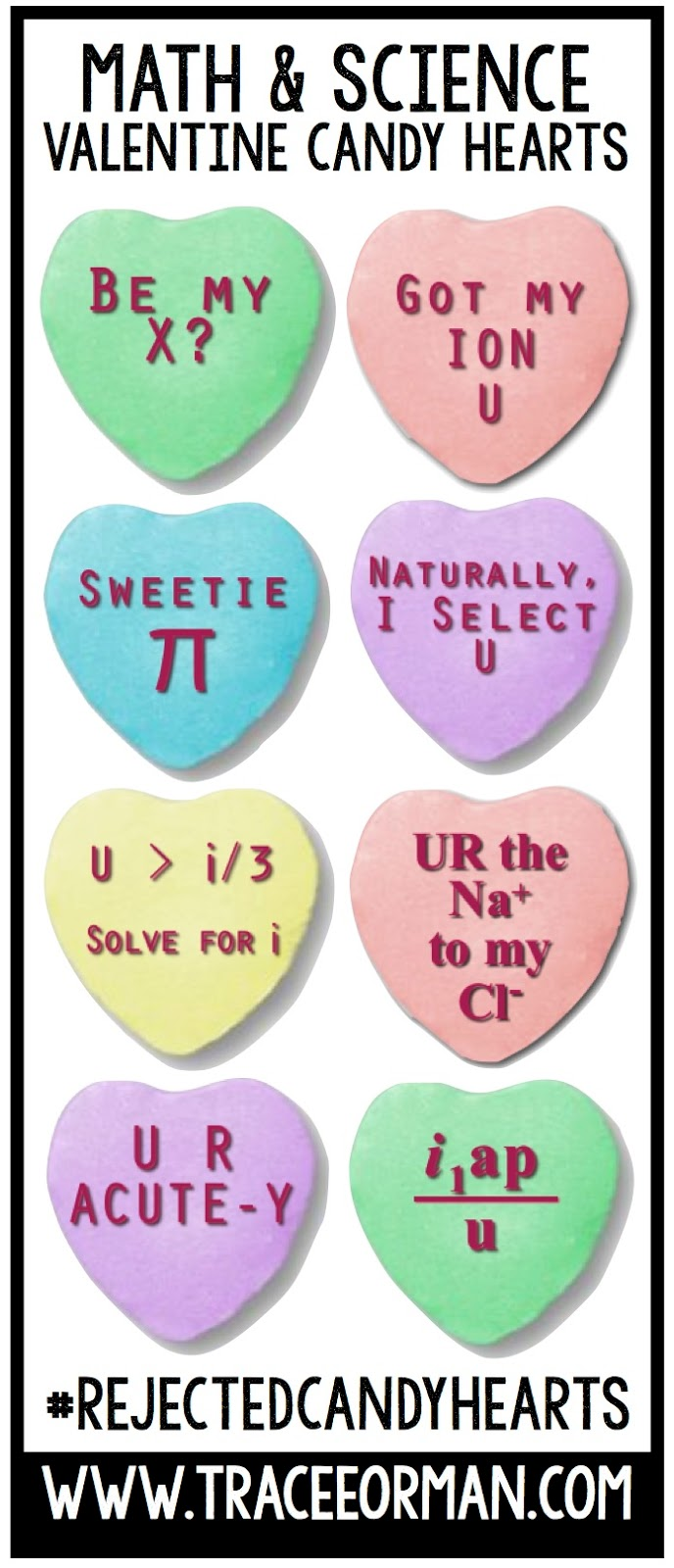 Mrs Orman S Classroom Valentine Rejected Candy Hearts