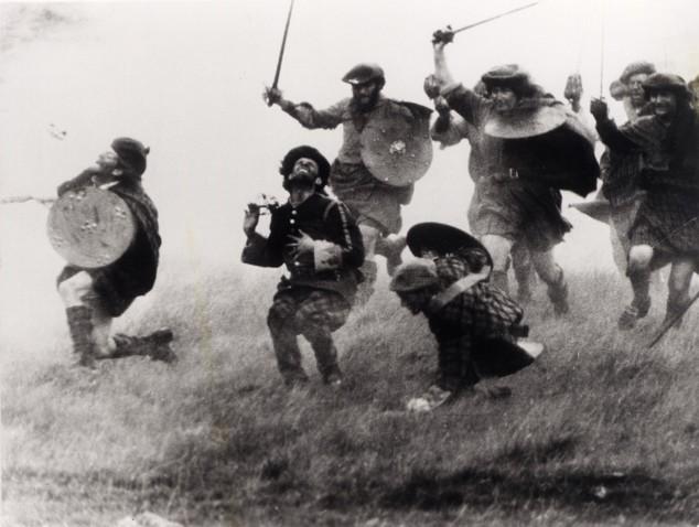 The Battle of Culloden (Culloden)