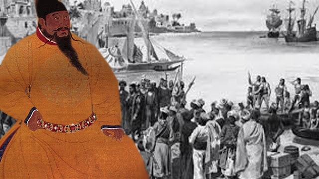 Catatan Ma Huan Tentang Kerajaan Samudra Pasai, Aru Nukur dan Lide