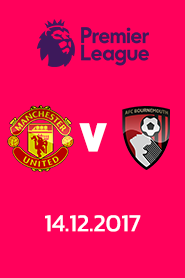 Manchester United vs AFC Bournemouth