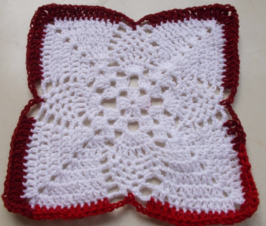 Sweet Nothings Crochet Jus Granny Squares