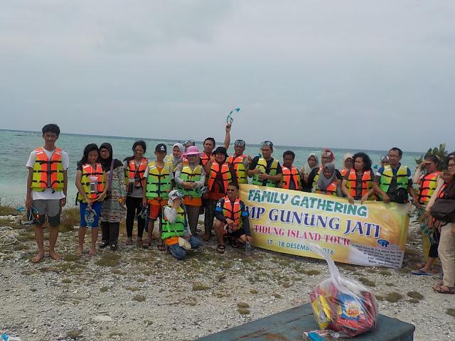 Wisata Bahari Pulau Tidung