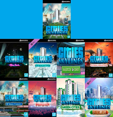 Cities Skylines DLC 2018