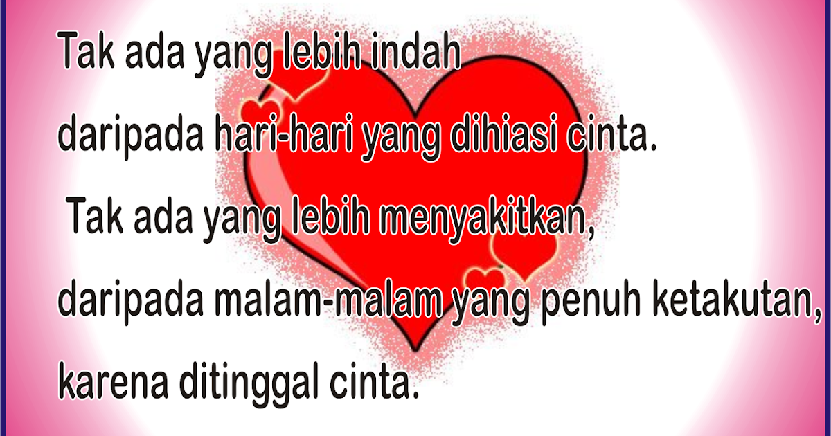 gambar katakata cinta yang romantis