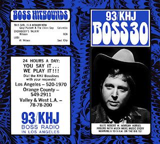 KHJ Boss 30 No. 214 - Robert W. Morgan