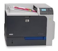 HP Color LaserJet CP4025 Driver