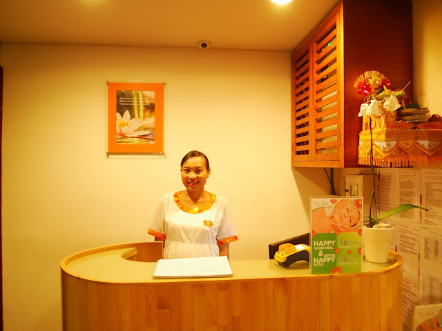 Staff The Spa yang ramah