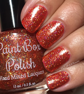 Paint Box Polish: Westerosi Collection  - The Night Is Dark And Full Of Terrors