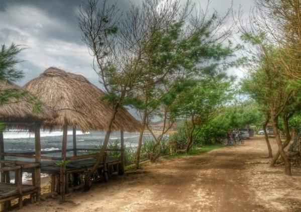 Pantai Slili Gunung Kidul Yogyakarta