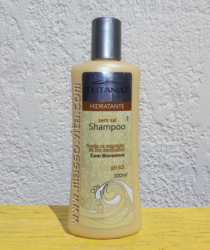 Shampoo Hidratante Tutanat
