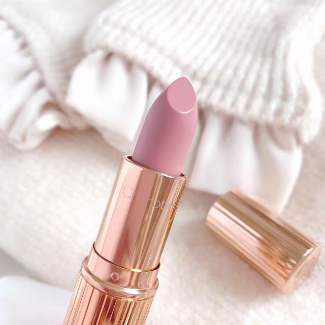 Love, Catherine | Charlotte Tilbury Valentine Lipstick