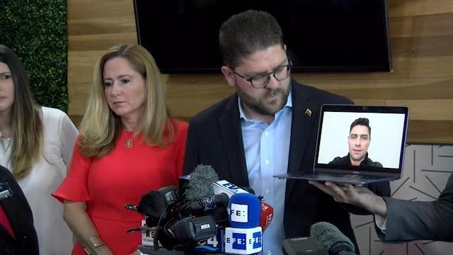 EE.UU: Representante de Guaidó en USA acompaño solicitud para aprobar TPS para venezolanos.