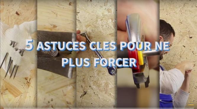 Astuce bricolage : 5 DIY Hacks - Tutoriel bricolage facile