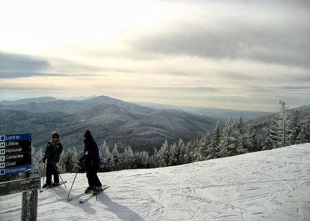 Stowe Mountain Resort, Vermont - The Best 12 Ski Resorts in North America
