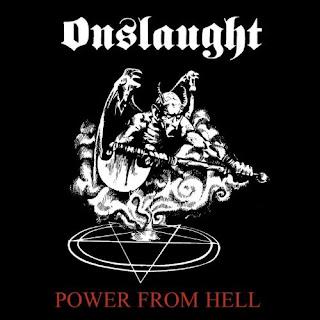 Power from Hell Lyrics