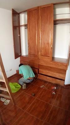 Servicio de Carpintería en Surco.
