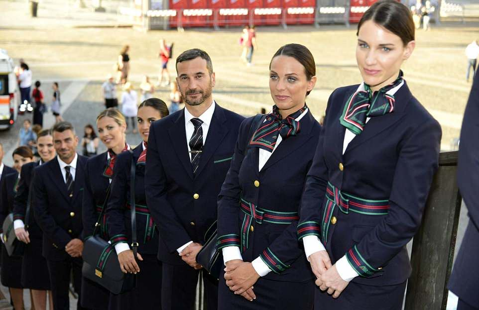 알리탈리아 신 유니폼(2018)
