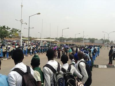 arrival+4 - Super Eagles Arrive Abuja (Photos)