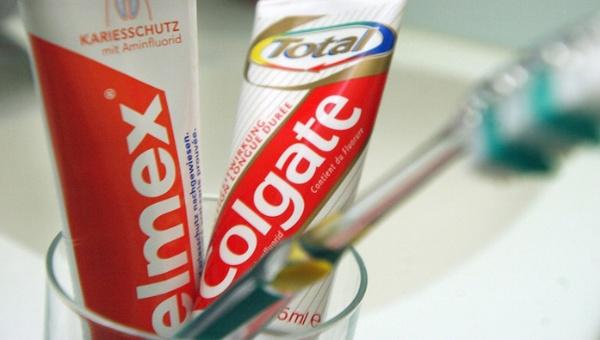 Un químico en la pasta dental Cogalte causa cáncer