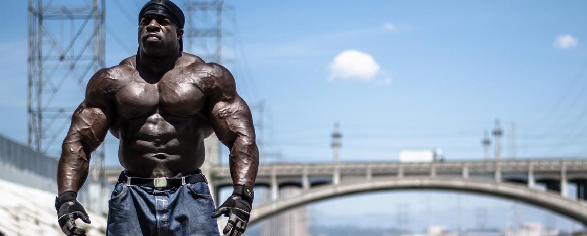 theKONGBLOG™: Kali Muscle — Bio & Geico