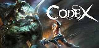 Download Game Codex: The Warrior Apk v1.25 (God Mod/1 Hit/Kill)