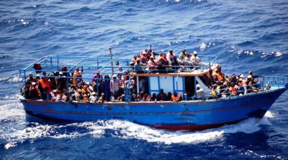 """Πέρασαν στο Αιγαίο 266 πρόσφυγες στο Αιγαίο - """"Εξαφανισμένη"""" η Τουρκική Ακτοφυλακή"""