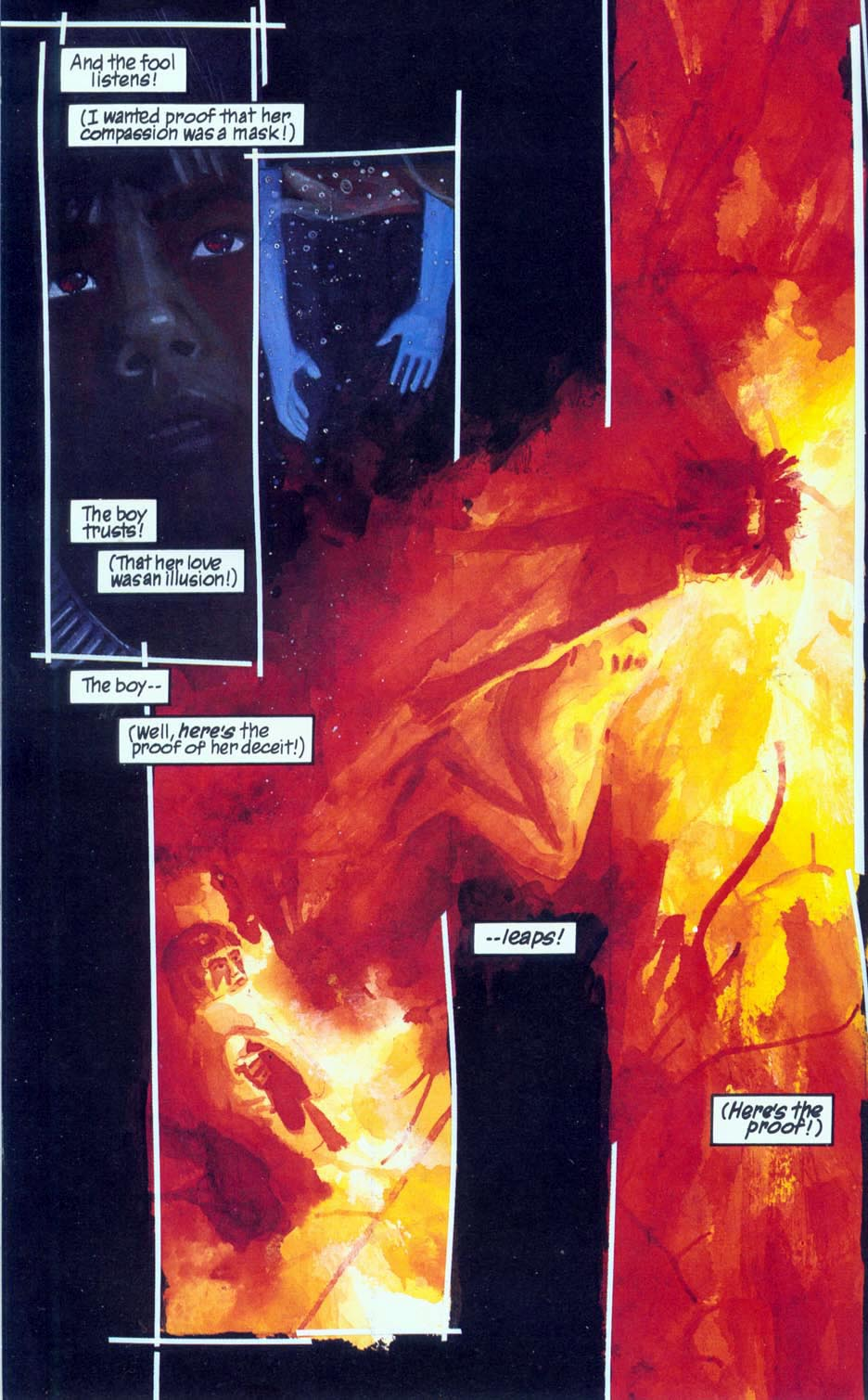 Read online Mercy comic -  Issue # Full - 39