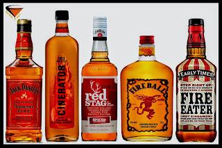 whiskys con canela