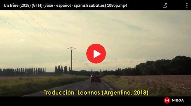 CLIC PARA VER VIDEO Un Hermano - Un Frere - PELICULA - Francia - 2018