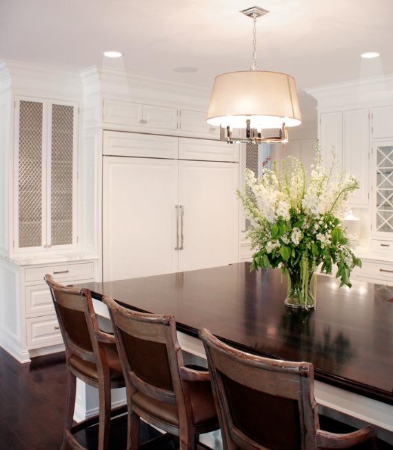 Traditional White Kitchens: Home Tour: Classic White Kitchen