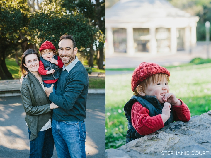 san francisco family portrait photography