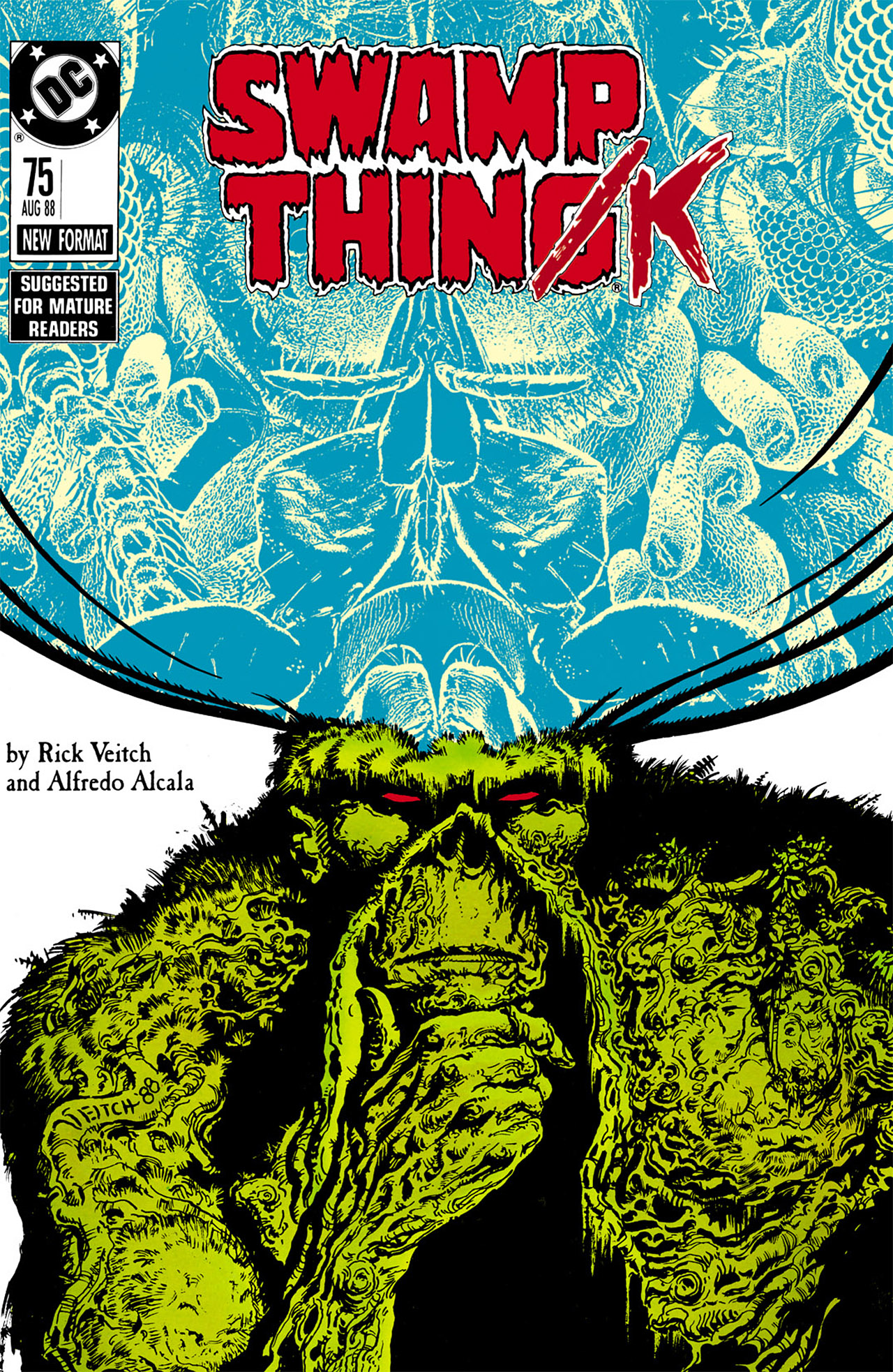 Swamp Thing (1982) Issue #75 #83 - English 1