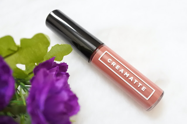 Review Emina Cream Matte – 02 Fuzzy Wuzzy