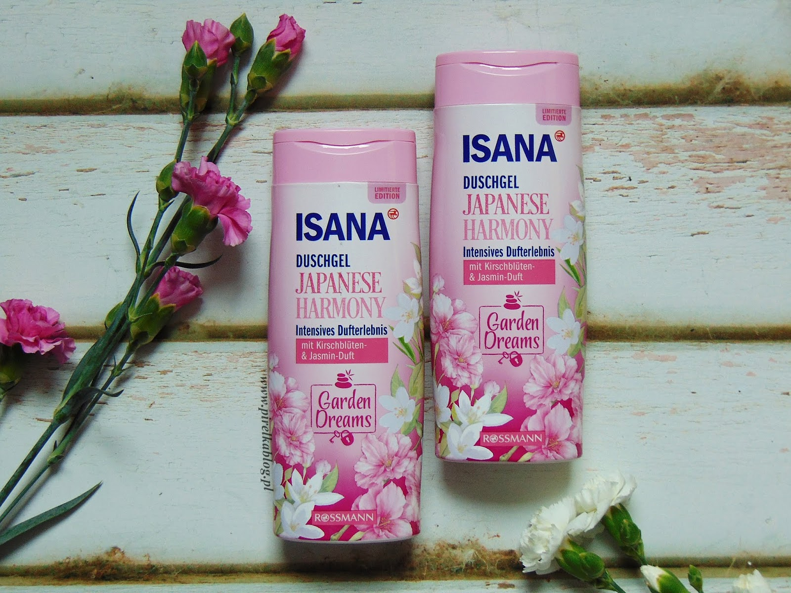 Isana, Limited Edition - Garden Dreams / Japanese Harmony