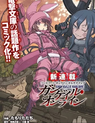 Sword Art Online Alternative - Gun Gale Online Subtitle Indonesia Batch