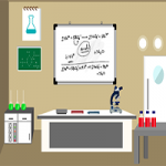 OnlineGamezWorld Escape From Chemistry Lab Walkthrough