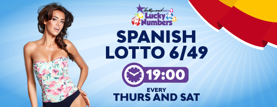 Spanish 6/49 Lotto - Hollywoodbets - Lucky Numbers - Lotto