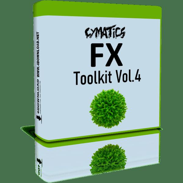Cymatics - FX Toolkit Vol 4