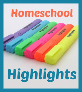 Homeschool Highlights - The Merry Month of May on Homeschool Coffee Break @ kympossibleblog.blogspot.com