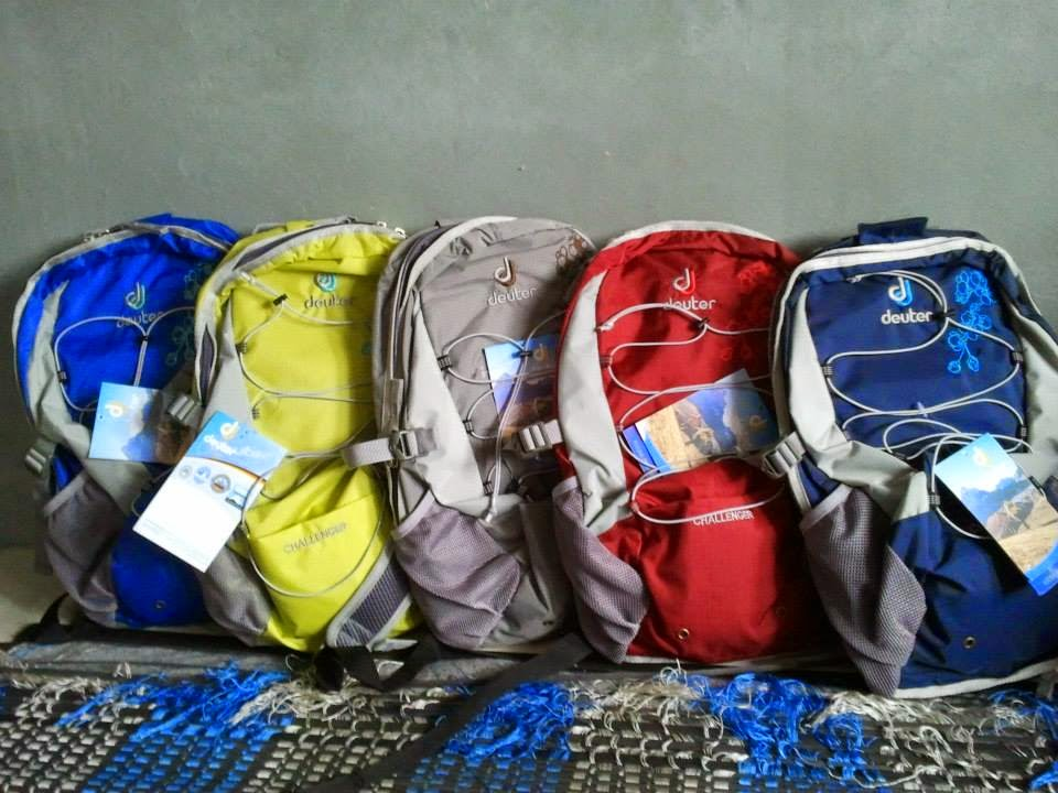 look for huge selection of clearance prices Cheapest Backpack Scar: Deuter Challenger 18L Copy Vietnam