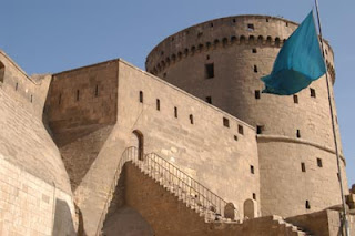 Benteng Salahuddin Al Ayubi di Kota Taba