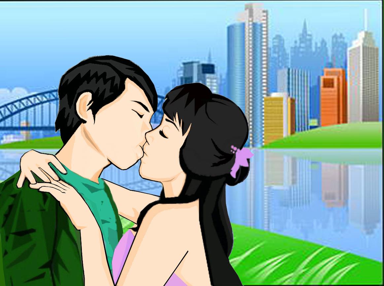 Kartun Lucu Dan Romantis