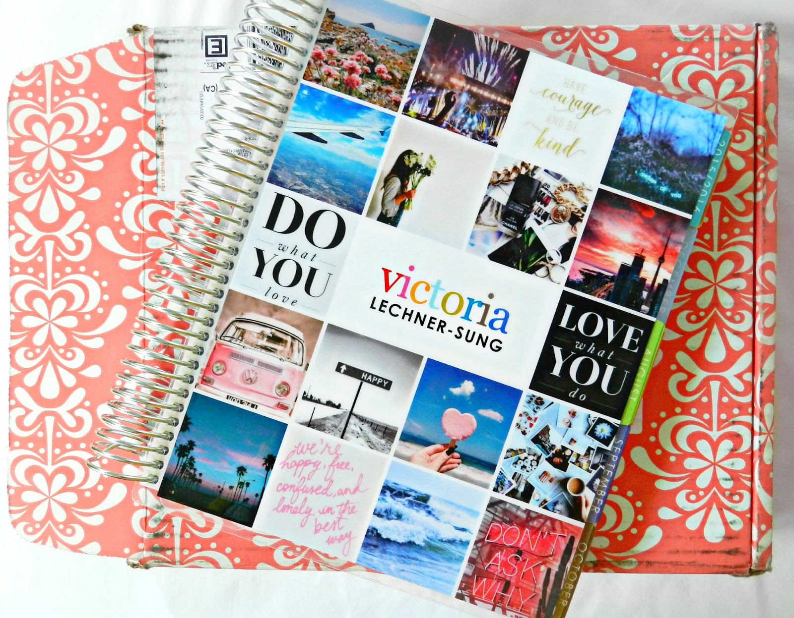 best to buy custom erin condren life planner organizer online