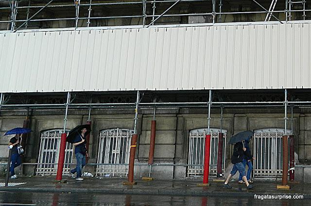 Chuva em Paris