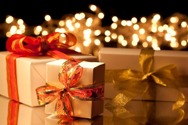 Presente especial para festa de natal