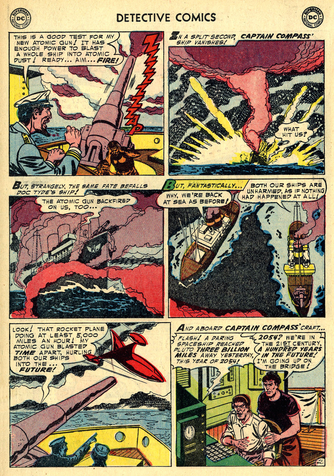 Read online Detective Comics (1937) comic -  Issue #213 - 18