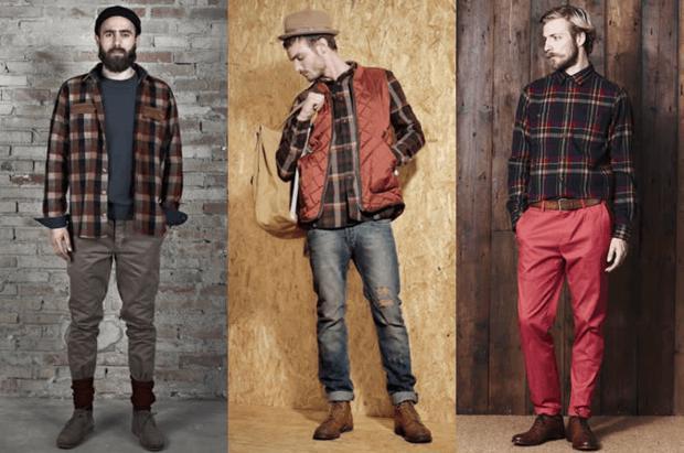 35ef30b29753f Gabriel de cara  Roupas estilo vintage masculino